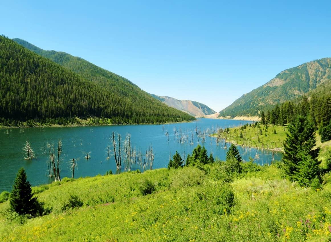 Quake Lake: See It While Visiting Yellowstone!