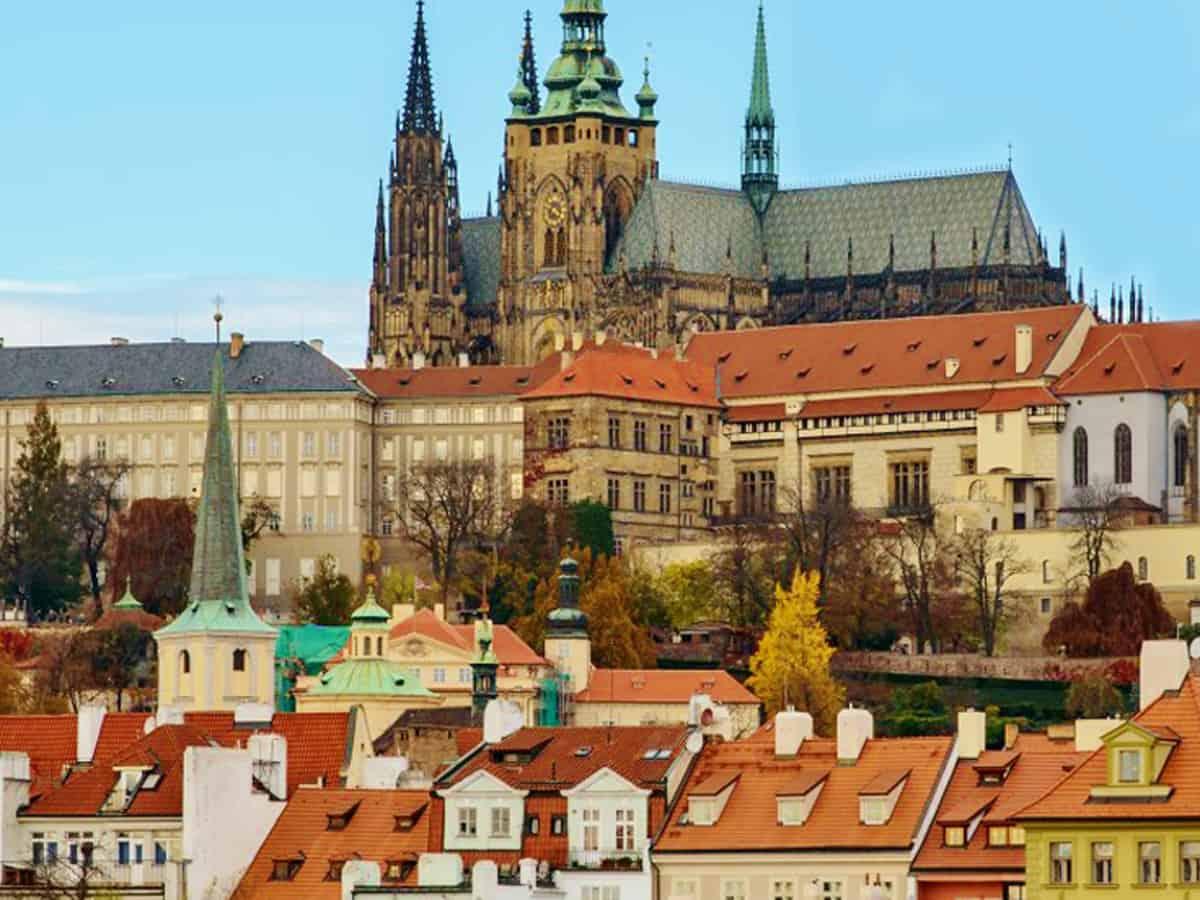 11 Prague Hotels at Under $50 a Night