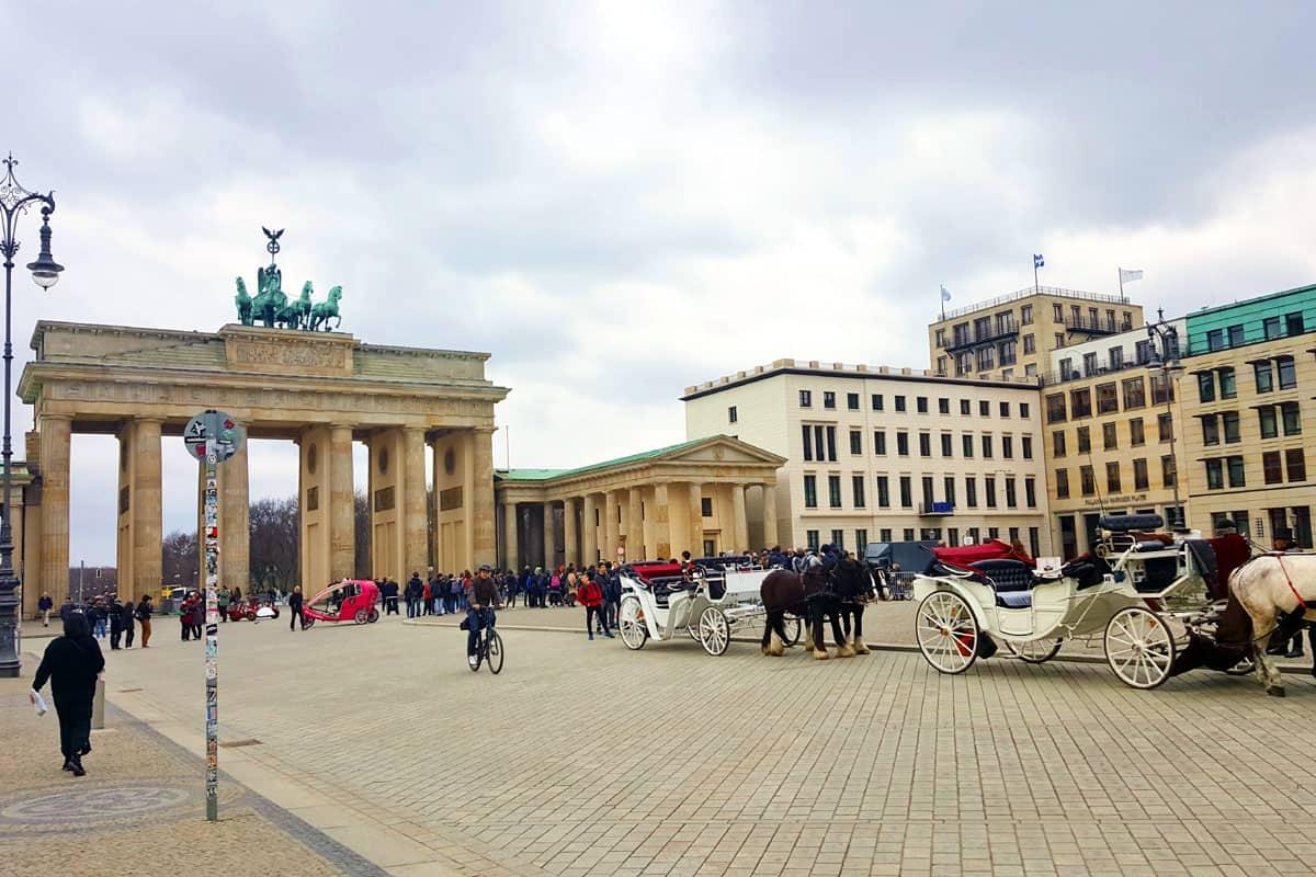 4 Days in Berlin: March 2017 Trip Report