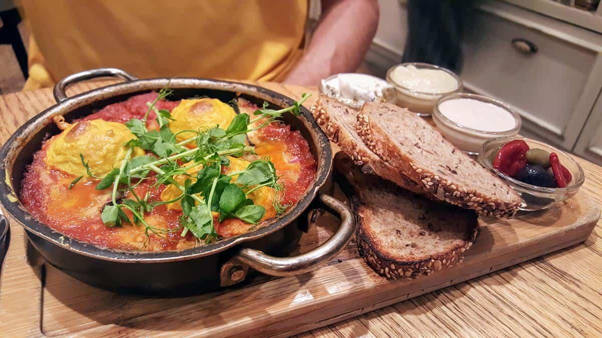 Review: Best Vegan Restaurant in Tel Aviv
