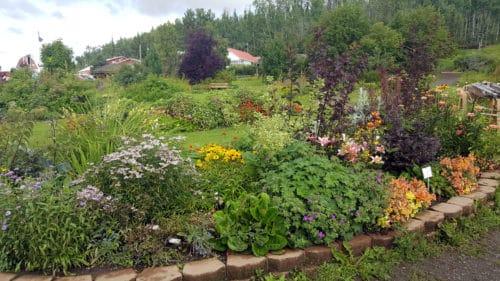 The Georgeson Botanical Garden in Fairbanks, Alaska – Trip Report