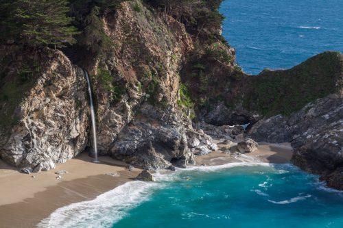 Most Stunning Waterfalls in Big Sur