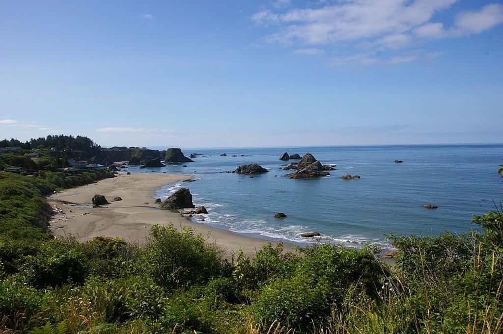 Harris Beach State Park, Brookings, Oregon